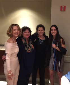 At Iranian American Women Foundation Leadership Conference in San Diego with Honorable Judge Etezadi, Honorable Judge Ipema