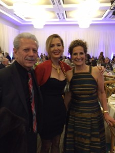 At University of La Verne Scholarship Gala with University President Dr. Devorah Lieberman