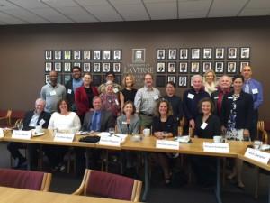 At University of La Verne Spiritual Life and Interfaith Advisory Council